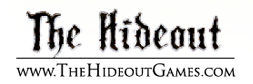 The Hideout Independent Video Games